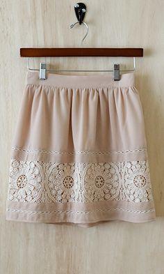 Afternoon Tea Skirt