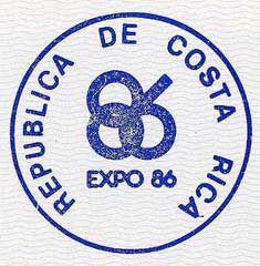 Passport stamp images
