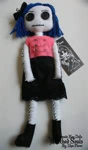 Coraline Rag Doll Pattern Images & Pictures - Becuo