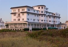The Breakers On The Ocean - Spring Lake's Only Ocean Front Resort Hotel