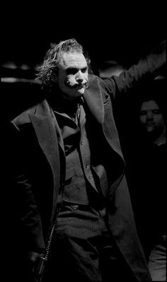 The Joker. The Dark Knight.