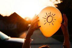 O sol brilha pra todos !!!