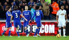 Chelsea 01/17/2015 at Swansea