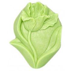 Molde para hacer velas, Tulipán, con este molde harás velas y jabones muy decorativos. Hazlo tu mism@ #diy