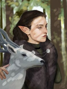 Lavellan, by Lucy Plowe More