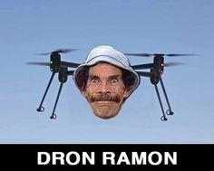★★★★★ Imagenes graciosas: Dron Ramon I➨ http://www.diverint.com/imagenes-graciosas-dron-ramon/ →  #fotoschistosas #fotosgraciosasparafacebook #imageneschistosas #imagenesdivertidasanimadas #imagenesdivertidasparafacebook