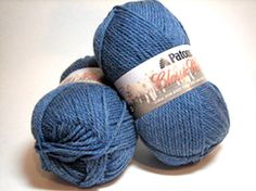 Patons Classic Wool Merino New Denim Color by ToppyToppyKnits
