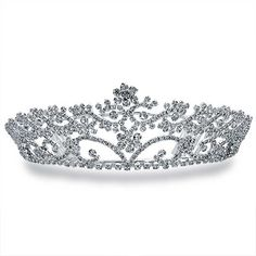 Checkout Crown Beauty Tiara at BlingJewelry.com