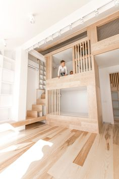 Ruetemple architects renovated this amazing Moscow apartment for a young family with children. The clients desired bright and comfortable living spaces, in addi