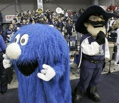 Which one do YOU think is a Street Character Mascot?