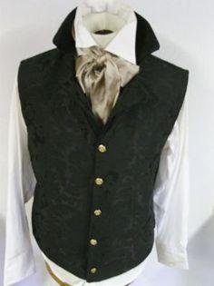 Regency-style waistcoat