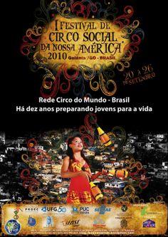1º Festival de Circo Social de nossa América