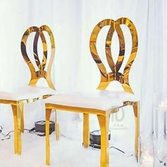 Wedding Chairs, Wedding Reception Decorations, Wishbone Chair, Event Decor, Infinity, Numbers, How To Memorize Things, Events, Luxury