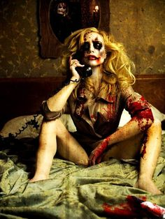 Harley Quinn- God I wish Brittany Murphy could have played Harley. Would have been the best!!!