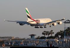 Photo of A6-EOG - Airbus A380-861 - Emirates