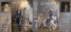 Book Two of the Zarryiostrom: Usurper written by Steven Plagman and Nene Thomas