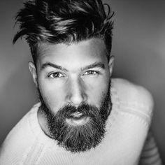 Hipster Bart - die männlichste, souveräne und kompromisslose Bartfrisur