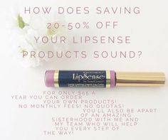 How would you like 20-50% Off all products?! Ask me how!!