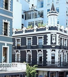 Y Emporio. Cape Town, South Africa, Multi Story Building, Mansions, House Styles, Inspiration, Biblical Inspiration, Manor Houses, Villas