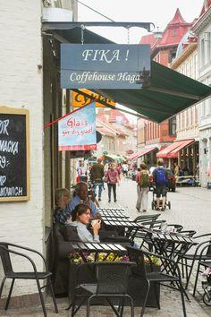 Coffee isn't just coffee in Sweden