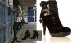 Teen Wolf Fashion, Alison Argent