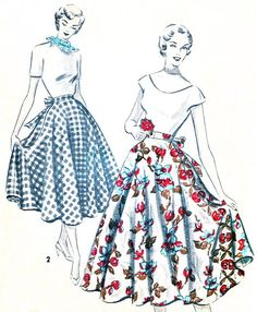 Simplicity 1406 - Vintage Sewing Patterns momspatterns