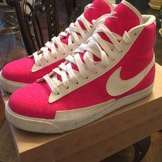 Nike blazer mid Youth 6.5 (women's size 8) Nike Shoes Sneakers