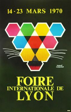 1000 images about affiches foire de lyon on pinterest lyon vintage posters and poster - Foire internationale de lyon ...