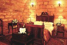 The honeymoon suite at Dalhousie.