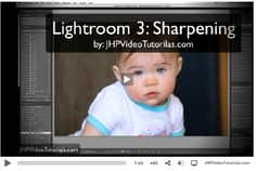 A collection of Light Room tutorials