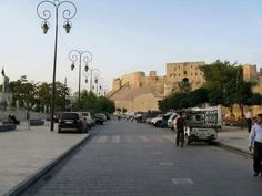 Old aleppo Syria Before And After, Aleppo City, Damascus, Street View, Places, Beautiful, Hama, Syria, Damask