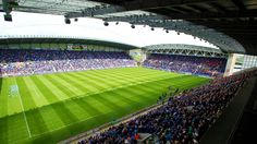 DW Stadium Wigan Athletic