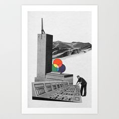 UNTITLED Art Print by Nico Arauner
