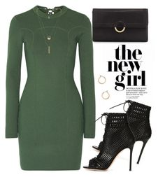 """""""New Day - New Girl"""" by rasa-j ❤ liked on Polyvore featuring 3.1 Phillip Lim, House of Harlow 1960, Gianvito Rossi, Neiman Marcus, Nordstrom and womensFashion"""