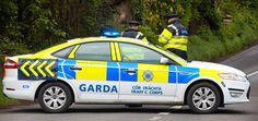 #IRLANDIA  - Wczorajszej nocy miał miejsce pościg za samochodem, który nie zatrzymał się do kontroli.