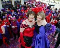 Linda Murphy and Sue Ellen Cooper our founders