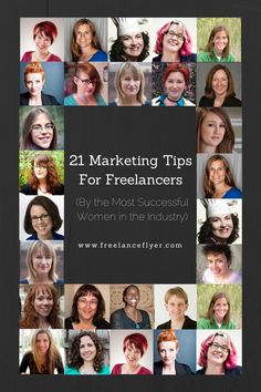 21 Marketing Tips For Freelancers