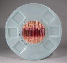 Fused Glass Seder Plate by Kelemen - K4 Glassart