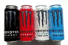 I don't know how I get through some of the long weeks without this! My favorite is the orange one. Monster High, Monster Energy Girls, Love Monster, Bebidas Energéticas Monster, Rochelle Goyle, Monster Crafts, Catty Noir, Images Esthétiques, Drink Signs
