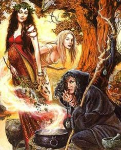 Every woman has her seasons, and the Triple Goddess is representative of this. Let's find out more about the Maiden, the Mother, and the Crone and how we can connect with the Triple Goddess in all three forms.
