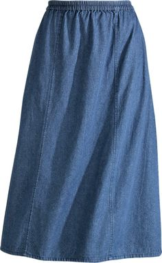 6 - gore skirt: tight at waist and flares out towards the bottom ...