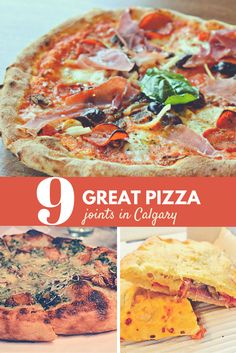 Pizza is a great pre- and post-event meal. Whether you like a casual slice or something more refined, you'll find your perfect pie in Calgary Restaurants, Great Restaurants, Pizza Joint, Great Pizza, Pre And Post, Vegetable Pizza, Travel Guide, Hockey, Pie