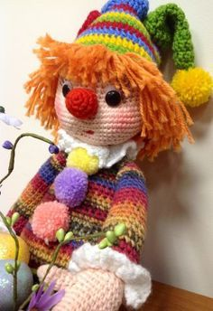 image - Мои игрушки - Галерея - Форум почитателей амигуруми (вязаной игрушки)