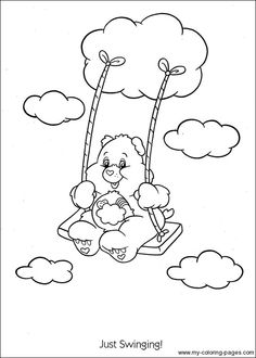 Care Bears Coloring-058
