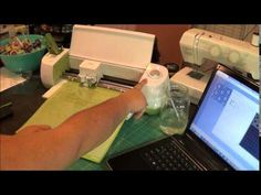 Cutting Stencils with the Explore - YouTube - jamiemelissa.weebly.com - Cricut Explore
