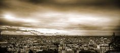 A Sepia Look On Paris