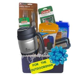The Outdoorsmen Gift Basket