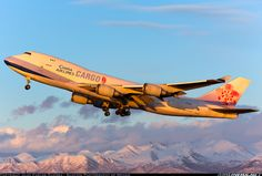 China Airlines Cargo B-18725 Boeing 747-409F/SCD aircraft picture