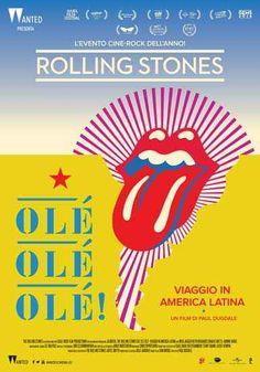 cose da fare oggi: al cinema ci sono gli Stones! Cose da fare oggi: scoprire il tour latinoamericano dei Rolling Stones. Arriverà infatti oggi, lunedì 10 aprile, al cinema il documentario firmato da Paul Dugdale, The Rolling Stones Olé Olé Olé! Via #cinema #musica #concerti #rollingstones