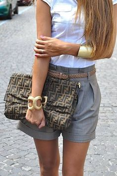 Chic summer casual
